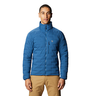 Men's Super/DS™ Stretchdown Jacket Super/DS™ Jacket | 339 | L, Blue Horizon, front
