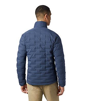 Men's Super/DS™ Stretchdown Jacket Super/DS™ Jacket | 339 | L, Zinc, back