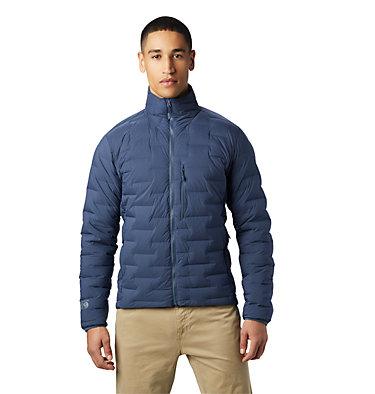 Men's Super/DS™ Stretchdown Jacket Super/DS™ Jacket | 339 | L, Zinc, front