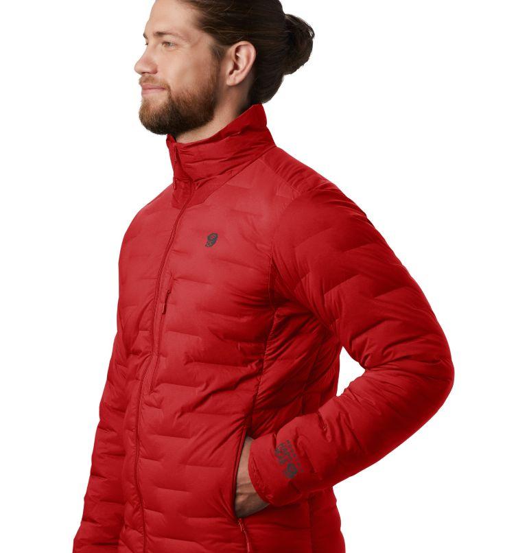 Super/DS™ Jacket | 851 | S Men's Super/DS™ Stretchdown Jacket, Desert Red, a1