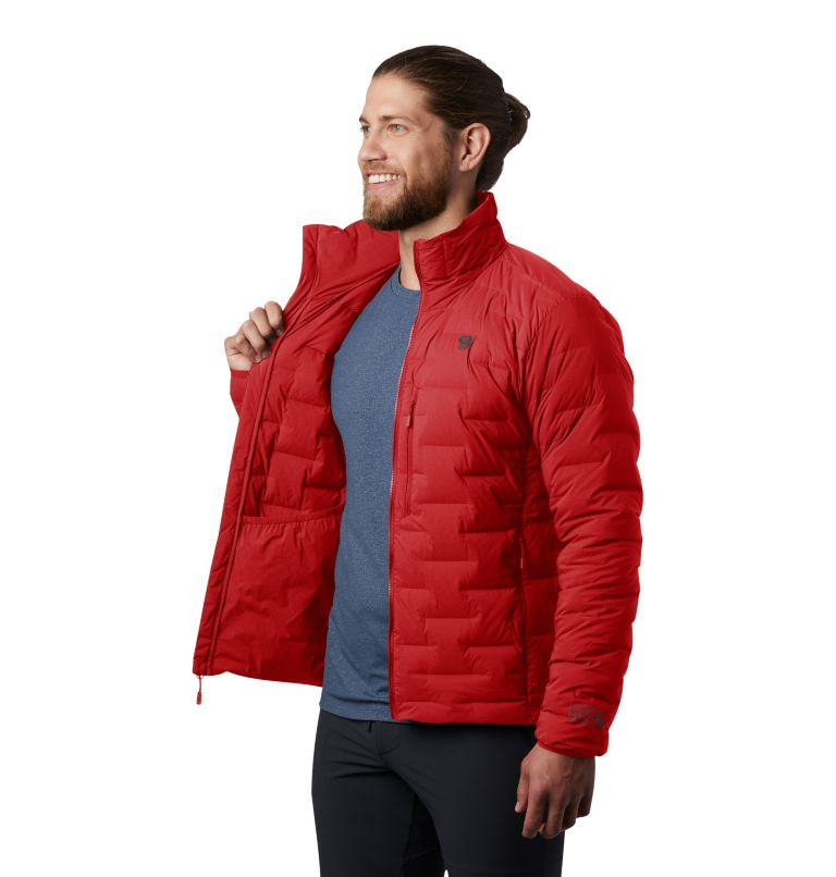 Super/DS™ Jacket | 851 | S Men's Super/DS™ Stretchdown Jacket, Desert Red, a2