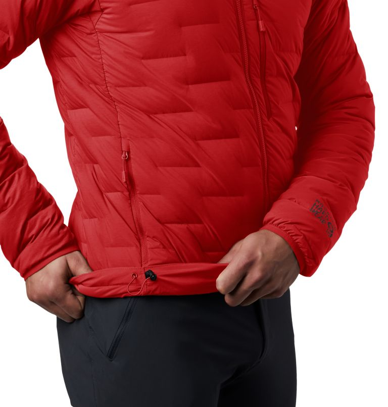 Super/DS™ Jacket | 851 | M Men's Super/DS™ Stretchdown Jacket, Desert Red, a3