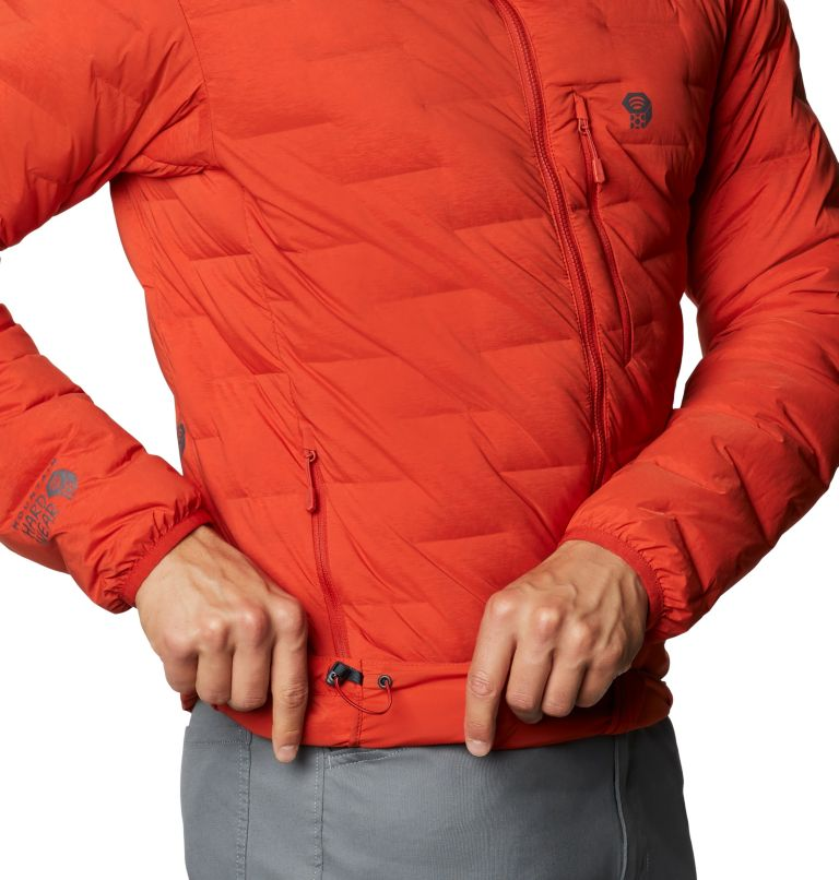 Super/DS™ Jacket | 851 | XL Men's Super/DS™ Stretchdown Jacket, Desert Red, a4
