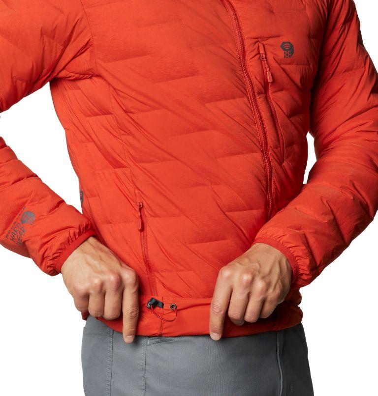 Super/DS™ Jacket | 851 | S Men's Super/DS™ Stretchdown Jacket, Desert Red, a4