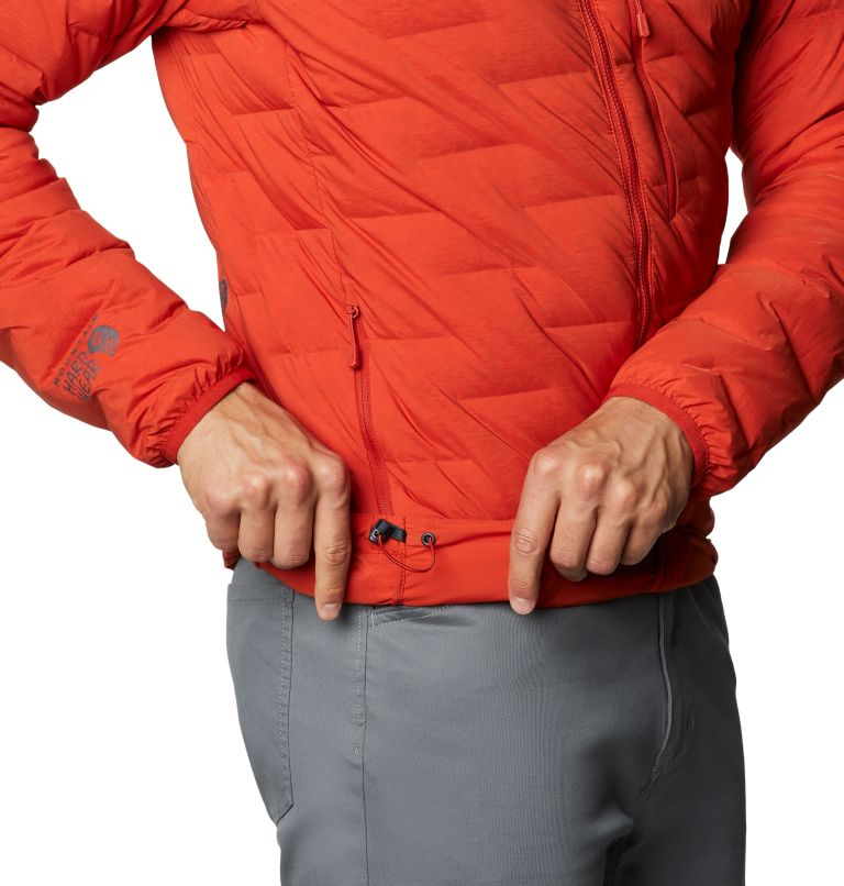 Super/DS™ Jacket | 851 | XL Men's Super/DS™ Stretchdown Jacket, Desert Red, a5