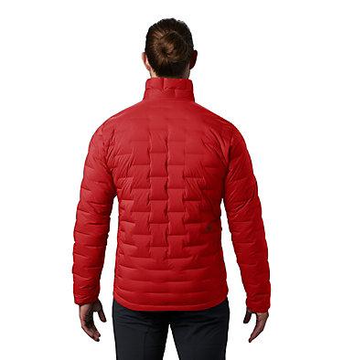 Men's Super/DS™ Stretchdown Jacket Super/DS™ Jacket | 339 | L, Desert Red, back