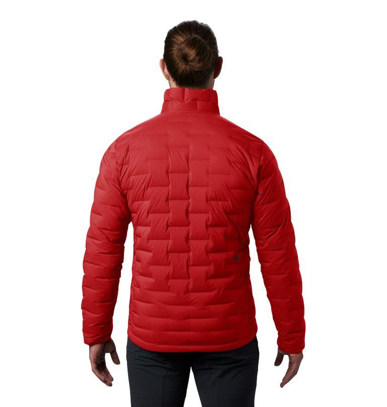 Super/DS™ Jacket | 851 | S Men's Super/DS™ Stretchdown Jacket, Desert Red, back