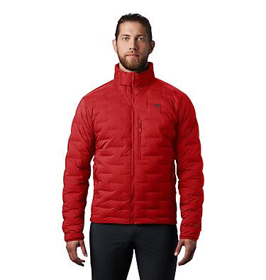 Men's Super/DS™ Stretchdown Jacket Super/DS™ Jacket | 339 | L, Desert Red, front