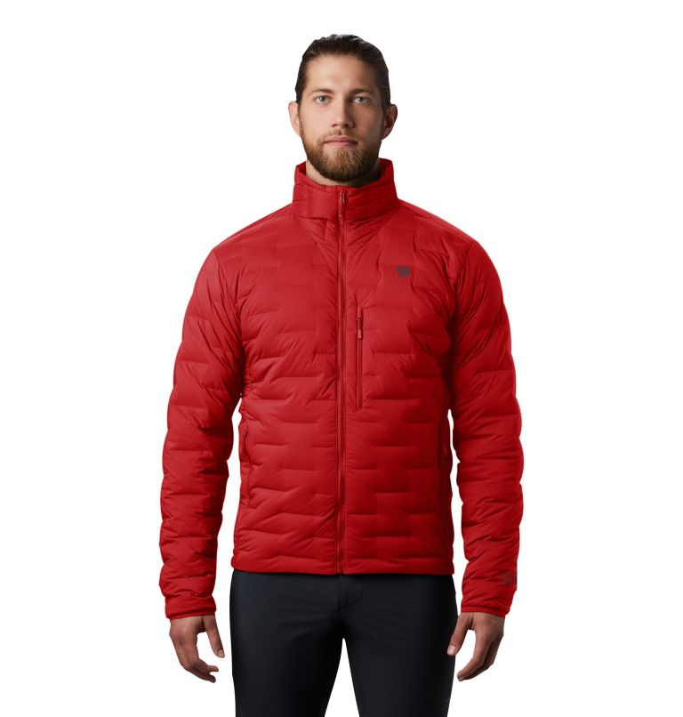 Super/DS™ Jacket | 851 | XL Men's Super/DS™ Stretchdown Jacket, Desert Red, front
