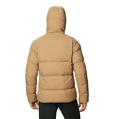Men's Glacial Storm™ Jacket Glacial Storm™ Jacket | 209 | L, Sandstorm, back