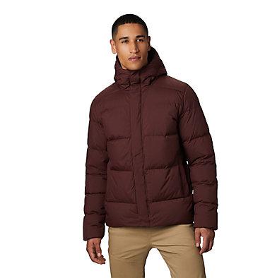 Men's Glacial Storm™ Jacket Glacial Storm™ Jacket | 209 | L, Dark Umber, front
