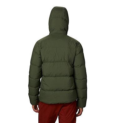 Men's Glacial Storm™ Jacket Glacial Storm™ Jacket | 209 | L, Dark Army, back