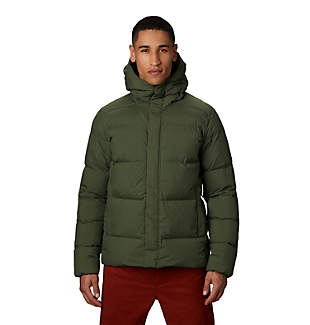 Men's Glacial Storm™ Down Jacket