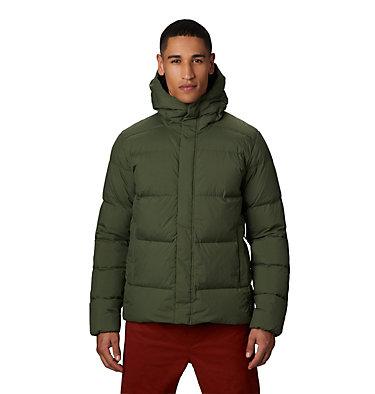 Men's Glacial Storm™ Jacket Glacial Storm™ Jacket | 209 | L, Dark Army, front