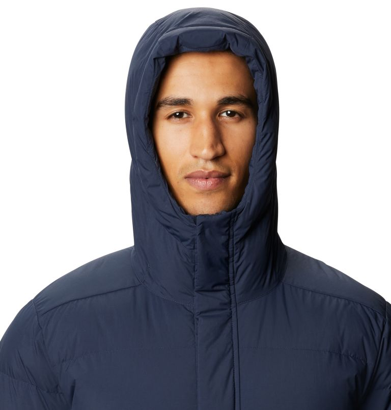 Glacial Storm™ Jacket | 406 | XL Men's Glacial Storm™ Jacket, Dark Zinc, a2