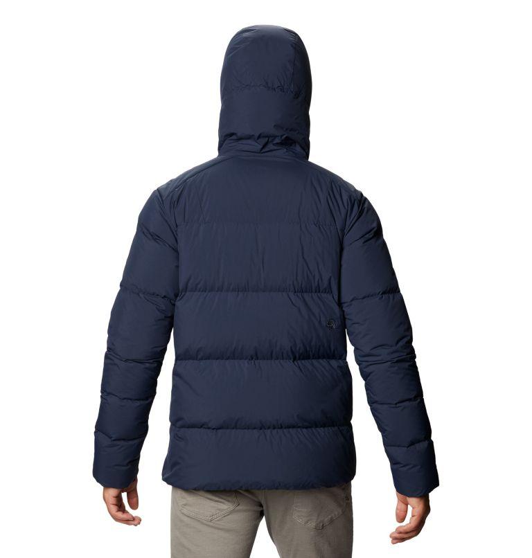 Glacial Storm™ Jacket | 406 | XL Men's Glacial Storm™ Jacket, Dark Zinc, back