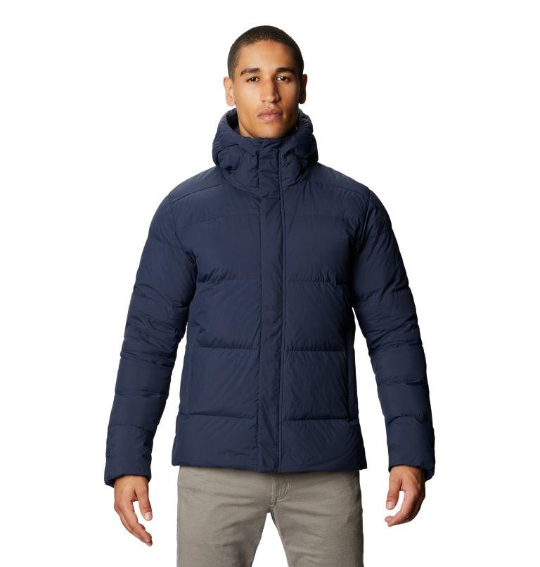 Glacial Storm™ Jacket | 406 | XL Men's Glacial Storm™ Jacket, Dark Zinc, front