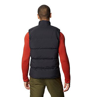 Men's Glacial Storm™ Vest Glacial Storm™ Vest | 010 | L, Black, back