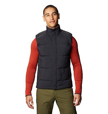 Men's Glacial Storm™ Vest Glacial Storm™ Vest | 010 | L, Black, front