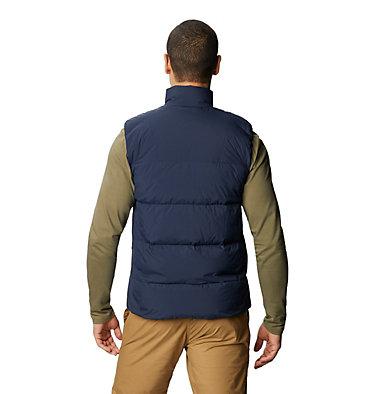 Men's Glacial Storm™ Vest Glacial Storm™ Vest | 010 | L, Dark Zinc, back