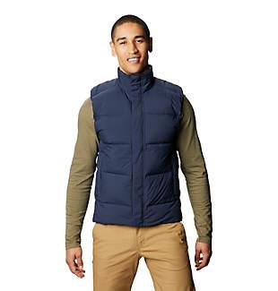 Men's Glacial Storm™ Down Vest