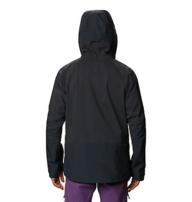 Men's High Exposure™ Gore-Tex® C-Knit™ Jacket High Exposure™ Gore-Tex C-Knit™ Jacket | 794 | L, Dark Storm, back
