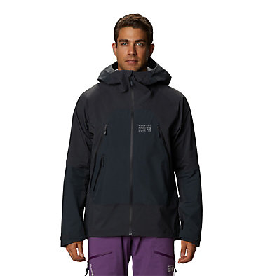 Men's High Exposure™ Gore-Tex® C-Knit™ Jacket High Exposure™ Gore-Tex C-Knit™ Jacket | 794 | L, Dark Storm, front