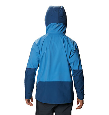 Men's High Exposure™ Gore-Tex® C-Knit™ Jacket High Exposure™ Gore-Tex C-Knit™ Jacket | 794 | L, Deep Lake, back
