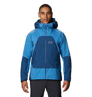 Men's High Exposure™ Gore-Tex® C-Knit™ Jacket High Exposure™ Gore-Tex C-Knit™ Jacket | 794 | L, Deep Lake, front