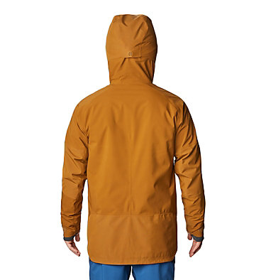 Men's Cloud Bank™ Gore-Tex® Insulated Jacket Cloud Bank™ Gore-Tex Insulated Jacket | 233 | L, Golden Brown, back