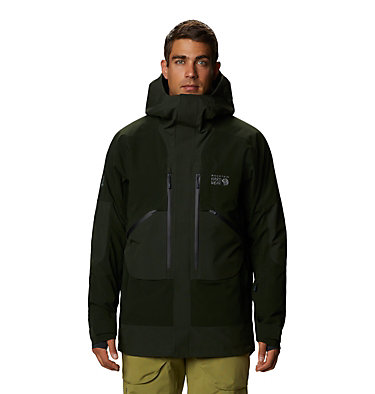 Men's Cloud Bank™ Gore-Tex® Insulated Jacket Cloud Bank™ Gore-Tex Insulated Jacket | 233 | L, Black Sage, front