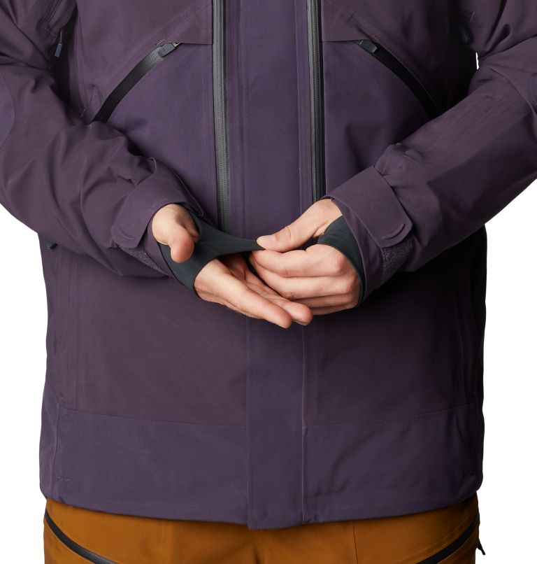 Cloud Bank™ Gore-Tex Insulated Jacket | 599 | M Men's Cloud Bank™ Gore-Tex® Insulated Jacket, Blurple, a10