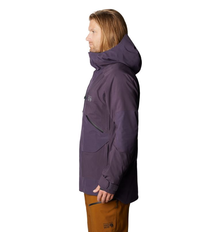 Cloud Bank™ Gore-Tex Insulated Jacket | 599 | M Men's Cloud Bank™ Gore-Tex® Insulated Jacket, Blurple, a1