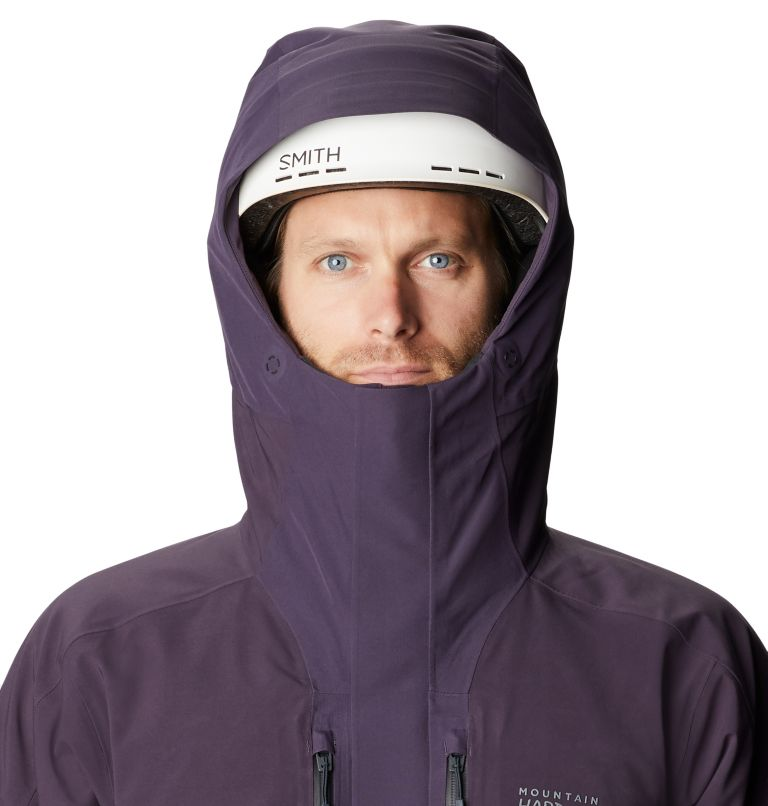 Cloud Bank™ Gore-Tex Insulated Jacket | 599 | M Men's Cloud Bank™ Gore-Tex® Insulated Jacket, Blurple, a2