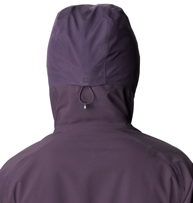 Cloud Bank™ Gore-Tex Insulated Jacket | 599 | M Men's Cloud Bank™ Gore-Tex® Insulated Jacket, Blurple, a4