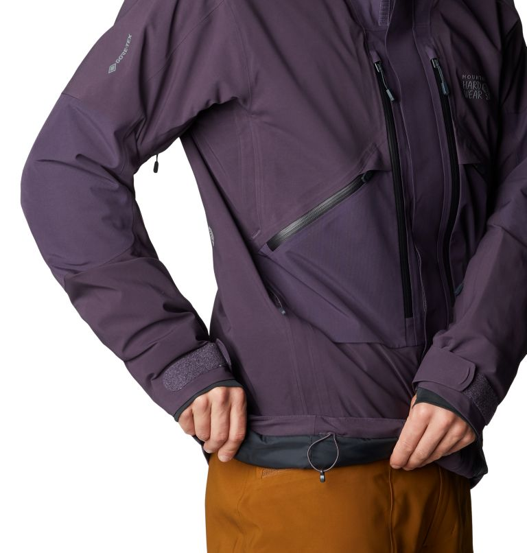 Cloud Bank™ Gore-Tex Insulated Jacket | 599 | M Men's Cloud Bank™ Gore-Tex® Insulated Jacket, Blurple, a5