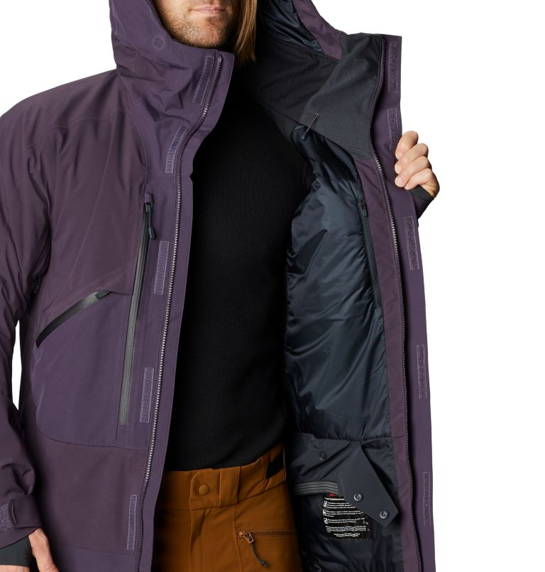 Cloud Bank™ Gore-Tex Insulated Jacket | 599 | M Men's Cloud Bank™ Gore-Tex® Insulated Jacket, Blurple, a6