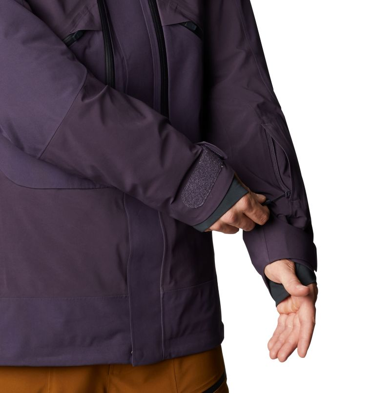 Cloud Bank™ Gore-Tex Insulated Jacket | 599 | M Men's Cloud Bank™ Gore-Tex® Insulated Jacket, Blurple, a8
