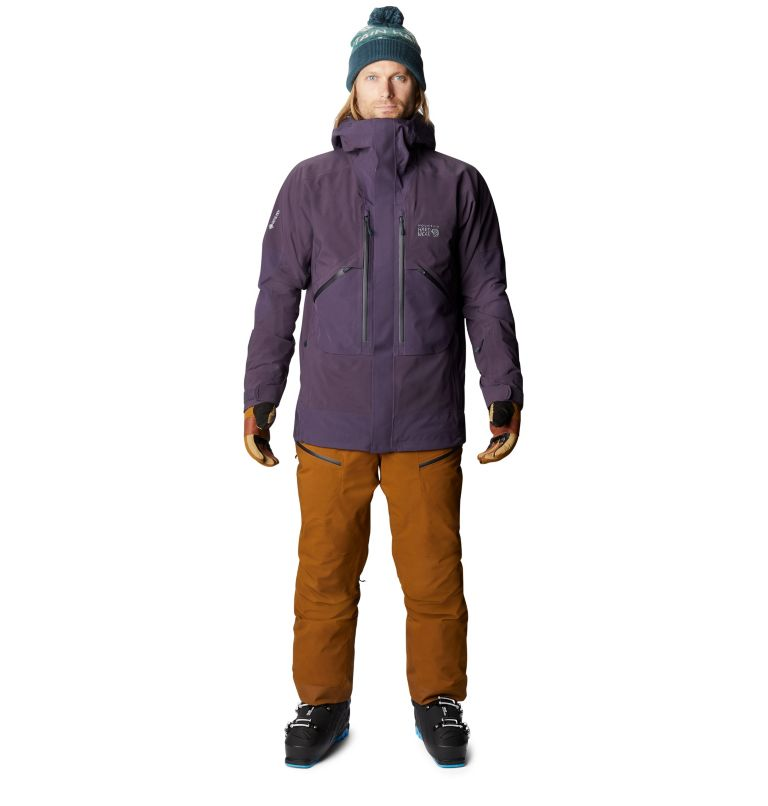 Cloud Bank™ Gore-Tex Insulated Jacket | 599 | M Men's Cloud Bank™ Gore-Tex® Insulated Jacket, Blurple, a9