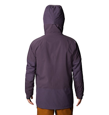 Men's Cloud Bank™ Gore-Tex® Insulated Jacket Cloud Bank™ Gore-Tex Insulated Jacket | 233 | L, Blurple, back