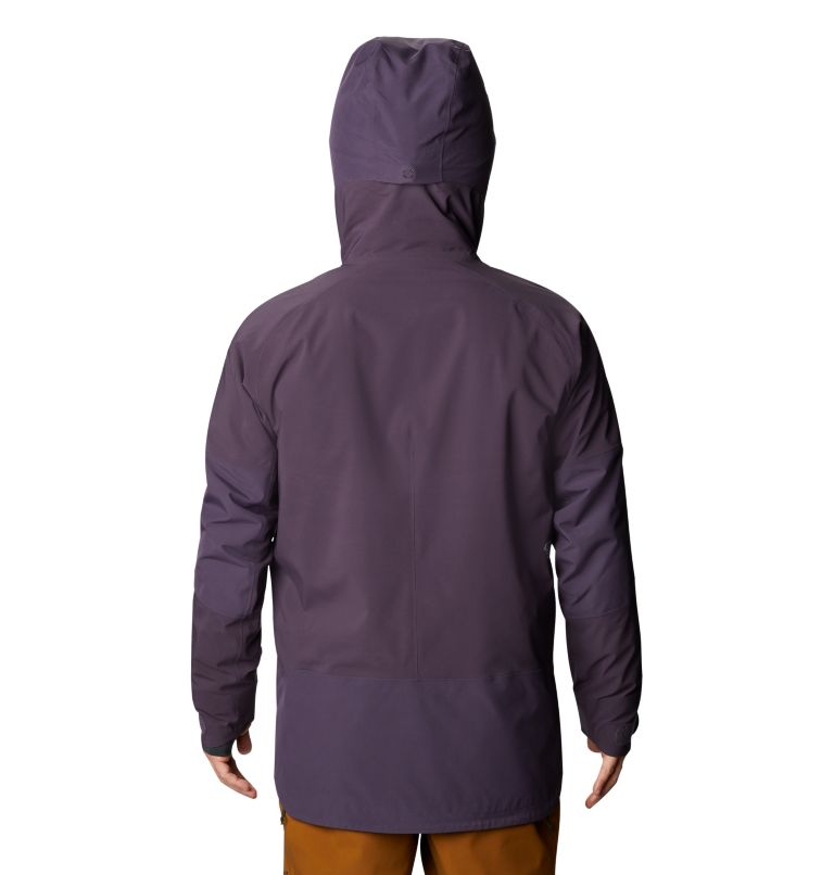 Cloud Bank™ Gore-Tex Insulated Jacket | 599 | M Men's Cloud Bank™ Gore-Tex® Insulated Jacket, Blurple, back