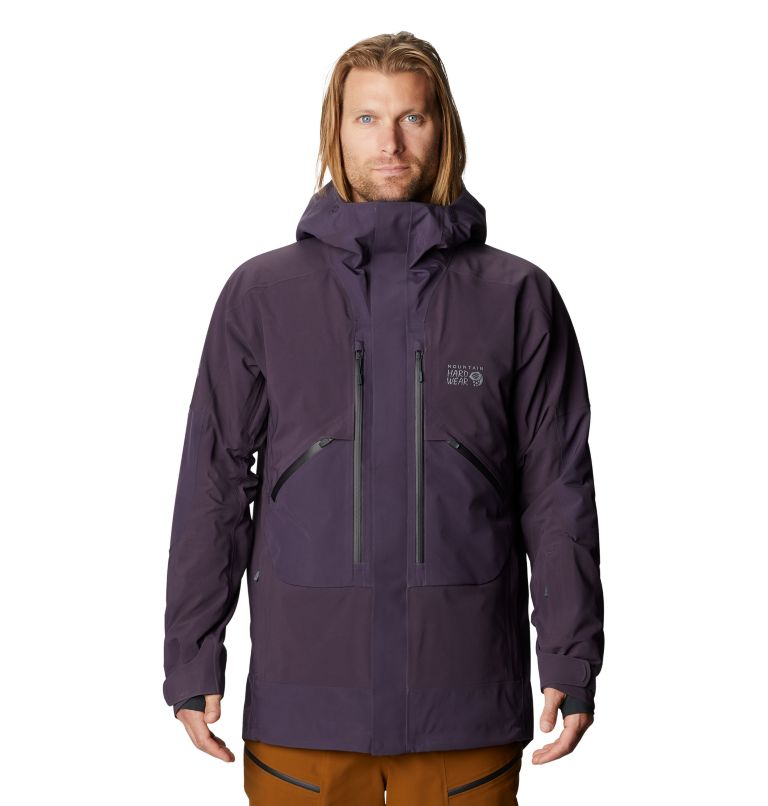 Cloud Bank™ Gore-Tex Insulated Jacket | 599 | M Men's Cloud Bank™ Gore-Tex® Insulated Jacket, Blurple, front