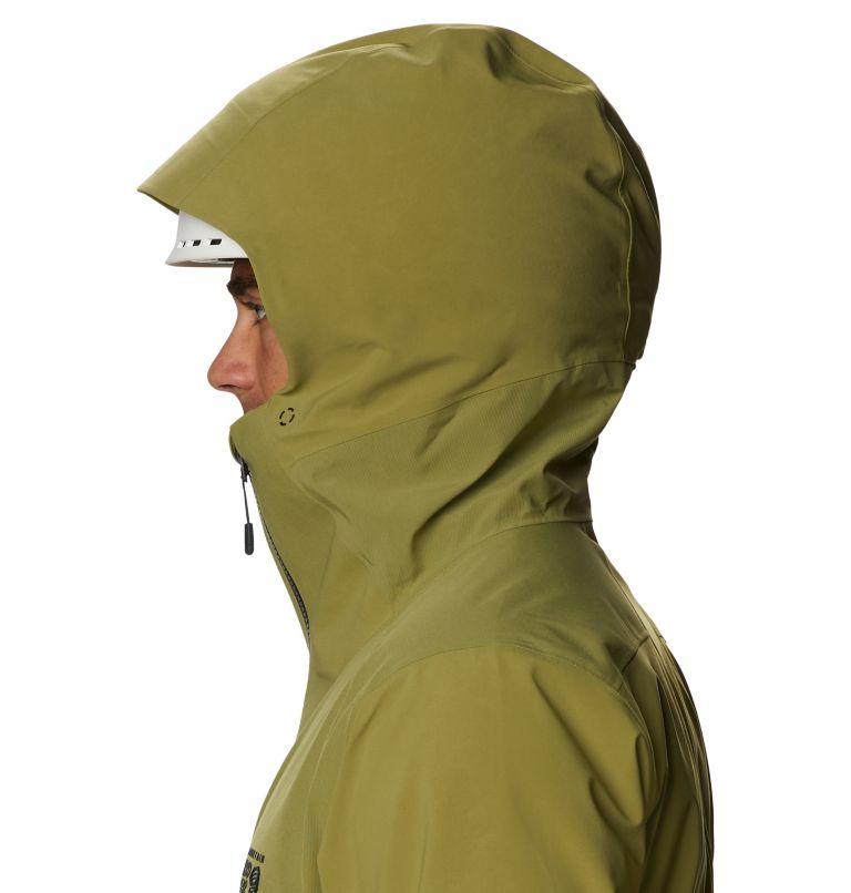 Cloud Bank™ Gore-Tex Jacket | 303 | S Men's Cloud Bank™ Gore-Tex® Jacket, Fatigue Green, a3