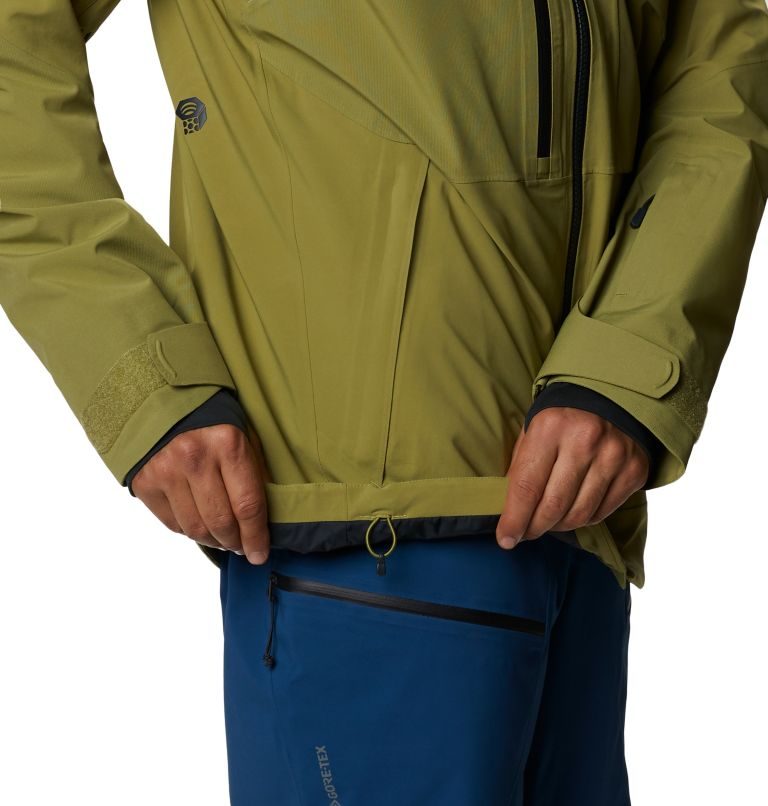 Cloud Bank™ Gore-Tex Jacket | 303 | S Men's Cloud Bank™ Gore-Tex® Jacket, Fatigue Green, a5