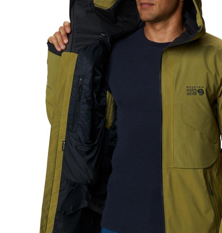 Cloud Bank™ Gore-Tex Jacket | 303 | S Men's Cloud Bank™ Gore-Tex® Jacket, Fatigue Green, a6