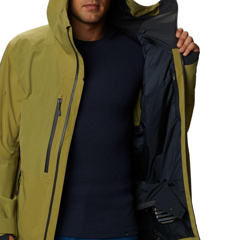 Cloud Bank™ Gore-Tex Jacket | 303 | S Men's Cloud Bank™ Gore-Tex® Jacket, Fatigue Green, a7
