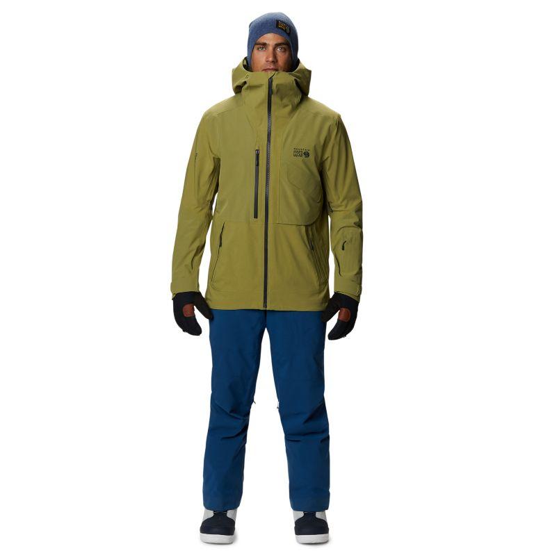 Cloud Bank™ Gore-Tex Jacket | 303 | S Men's Cloud Bank™ Gore-Tex® Jacket, Fatigue Green, a9