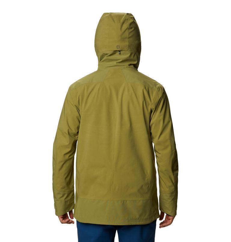 Cloud Bank™ Gore-Tex Jacket | 303 | S Men's Cloud Bank™ Gore-Tex® Jacket, Fatigue Green, back