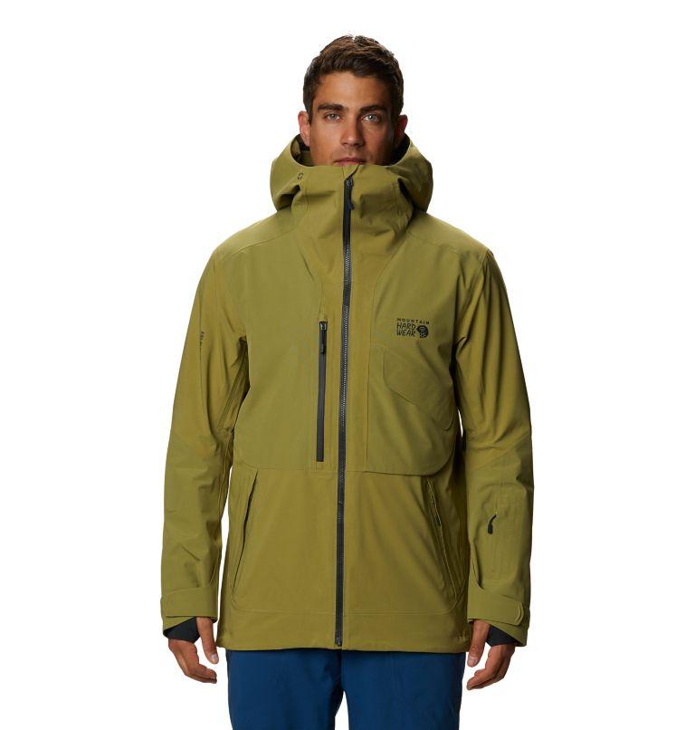 Cloud Bank™ Gore-Tex Jacket | 303 | S Men's Cloud Bank™ Gore-Tex® Jacket, Fatigue Green, front
