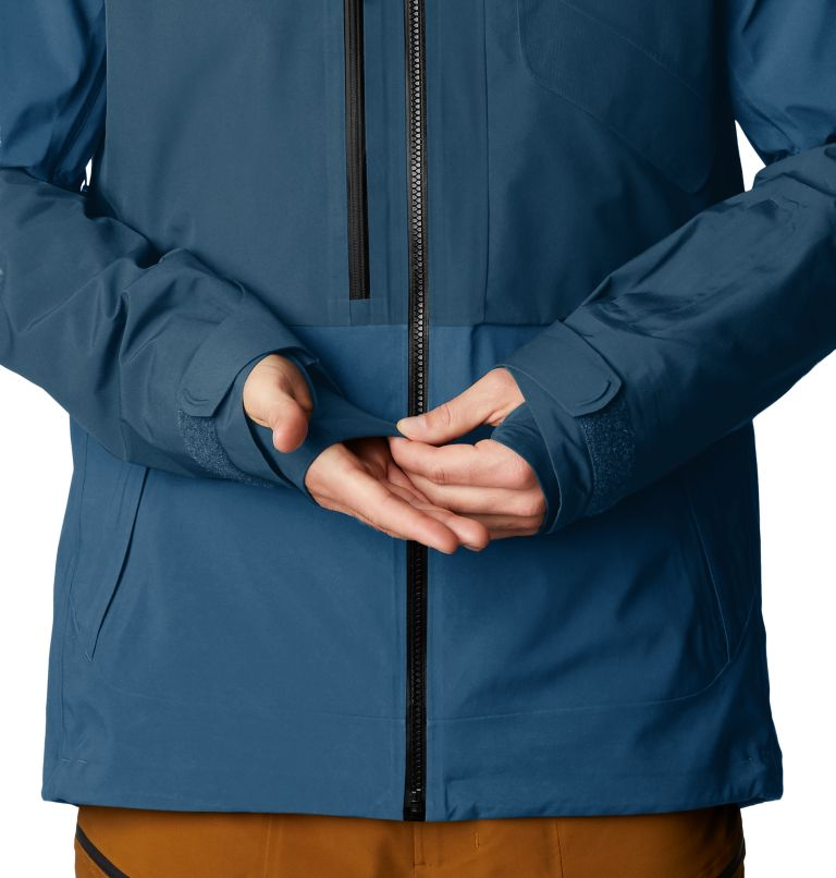 Cloud Bank™ Gore-Tex Jacket | 402 | M Men's Cloud Bank™ Gore-Tex® Jacket, Blue Horizon, a10